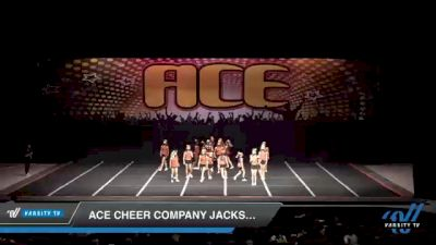 ACE Cheer Company - Jackson - Most Wanted [2020 L4 Junior Small Coed] 2020 ACE Cheer Company Showcase