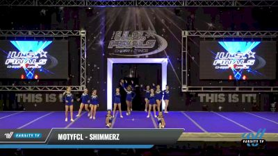 MOTYFCL - Shimmerz [2021 L2 Performance Recreation - 12 and Younger (AFF) Day 1] 2021 The U.S. Finals: Ocean City
