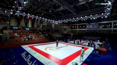 Paulo Miyao vs Daniel Vieira 2018 Abu Dhabi Grand Slam