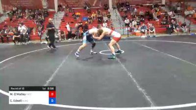 79 kg Prelims - Michael O'Malley, Pennsylvania RTC vs Creighton Edsell, Nittany Lion Wrestling Club