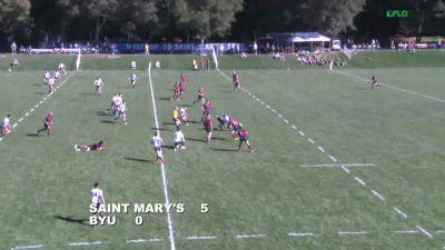 BYU Scores Through Zach Webber