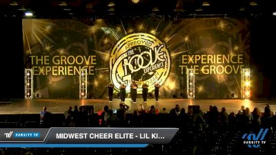 Midwest Cheer Elite - Lil Killas [2019 Junior - Hip Hop - Small Day 1] 2019 WSF All Star Cheer and Dance Championship