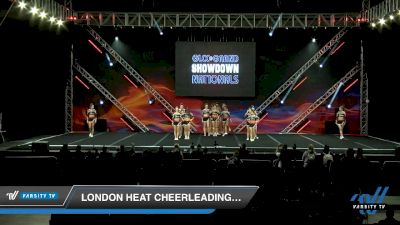 London Heat Cheerleading - 5 Alarm [2020 L6 International Open Day 2] 2020 GLCC: The Showdown Grand Nationals