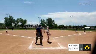 Texas Bombers-Gold vs. Fury Platinum - 2021 Colorado 4th of July