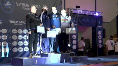 Replay: Mat A - 2021 Veterans World Championships | Oct 19 @ 9 PM