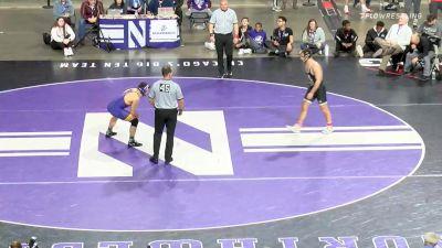 174 lbs Final - Dylan Lydy, Purdue vs Bryce Steiert, Northern Iowa