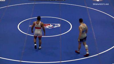 97 kg Rr Rnd 1 - Scott Boykin, Team Bobby Douglas vs Ben Honis, Team Simon Roberts