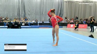 Ana Padurariu - Floor, Gemini Gymnastics - 2019 Canadian Gymnastics Championships