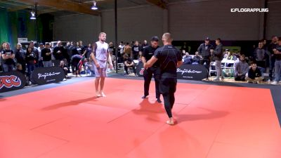 Josh Hinger vs Hunter Colvin 2019 ADCC North American Trials