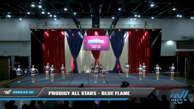 Prodigy All Stars - Blue Flame [2021 L3 Senior - Small Day 2] 2021 The American Spectacular DI & DII