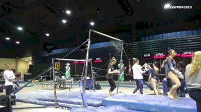Emma Davies - Bars, Gymnastix - 2019 Tampa Bay Turner's Invitational