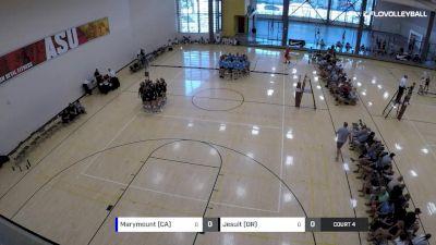 Marymount (CA) vs Jesuit (OR) | 2018 Tournament of Champions