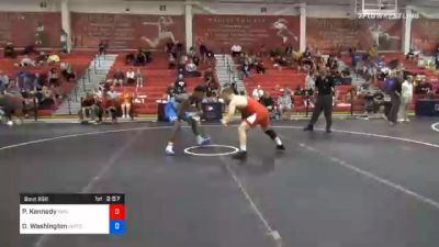 79 kg 3rd Place - Patrick Kennedy, Hawkeye Wrestling Club vs Donnell Washington, Indiana RTC