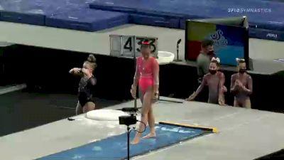 Kailin Chio - Vault, Gymcats - 2021 US Championships