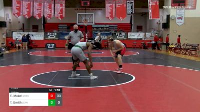 189 lbs Final - Eli Makel, Waynesburg vs Timmy Smith, Central Dauphin