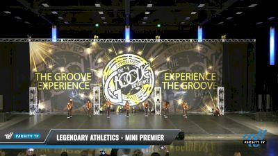 Legendary Athletics - Mini Premier [2021 Mini - Hip Hop - Large Day 2] 2021 Groove Dance Nationals
