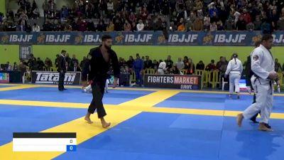 MATHEUS FELIPE DA SILVA XAVIER vs JOSE MATHIAS MACEDO DE LIRA LUNA 2020 European Jiu-Jitsu IBJJF Championship