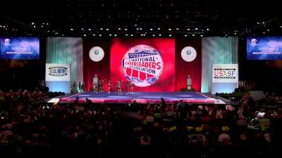 KC Cheer - Fireball [2018 International Open Small Coed Level 6 Semis] The Cheerleading Worlds