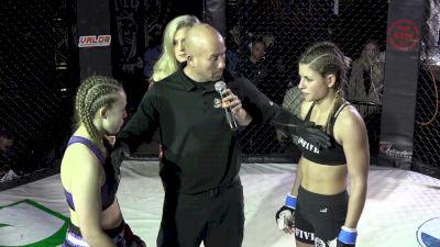 Christina Ricker vs. Megan Poe - Valor Fights 49 Replay