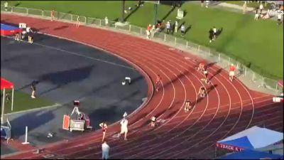 Girls' 400m, Finals 2