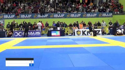 JOSE MATHIAS MACEDO DE LIRA LUNA vs ALEXANDRE CAVALIERI GOMES DA SIL 2020 European Jiu-Jitsu IBJJF Championship