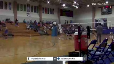 Cypress Christian vs Houston Christian - 2021 Houston Christian vs Cypress Christian