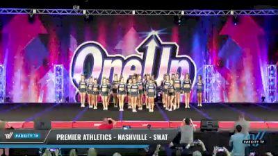 Premier Athletics - Nashville - Swat [2021 L4 Senior - Medium Day 2] 2021 One Up National Championship