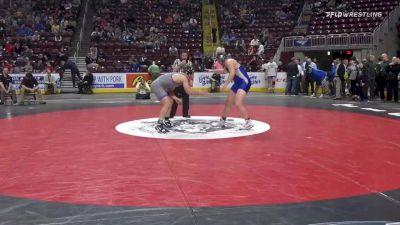 220 lbs 7th Place - Dustin Swanson, Garden Spot vs T.J. Moore, Cedar Crest