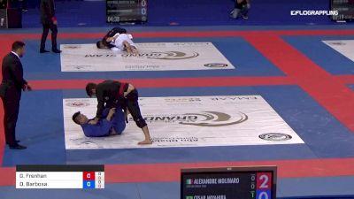 Gabriel Frenhan Usk vs Danilo Barbosa Moreira Palms Spo 2019 Abu Dhabi Grand Slam Abu Dhabi