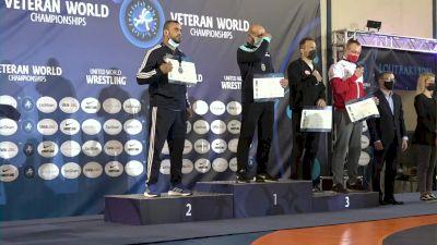 Replay: Mat A - 2021 Veterans World Championships   Oct 22 @ 8 PM