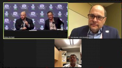 Replay: Bout In The Ballpark Press Conference - 2021 Bout At The Ballpark Press Conference | Oct 12 @ 1 PM