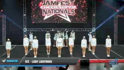 ICE - Lady Lightning [2021 L6 Senior Small] 2021 The MAJORS