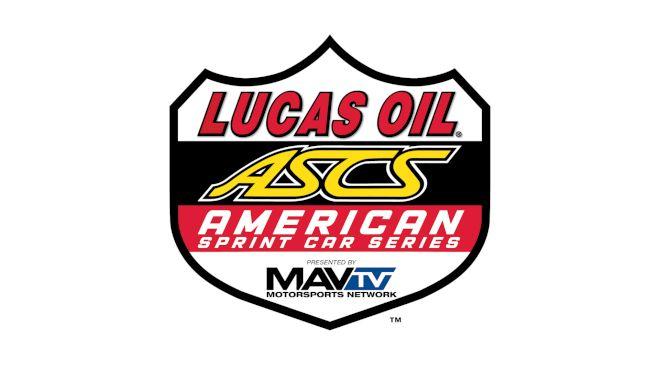 2021 Lucas Oil American Sprint Car Series