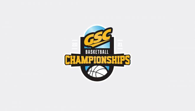2021 Gulf South Men's Basketball Championship