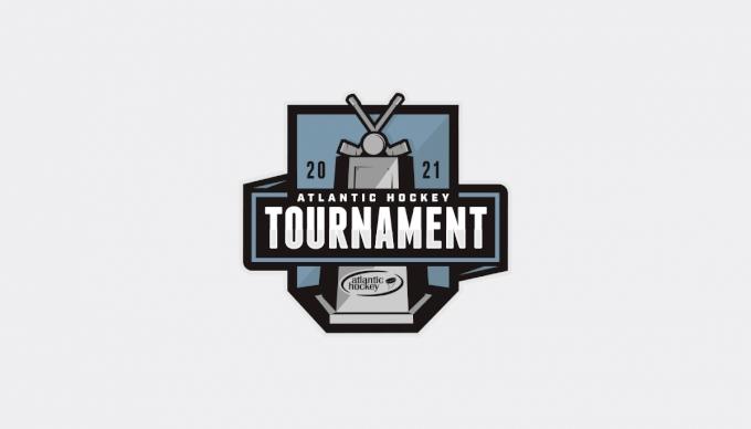 picture of 2021 Atlantic Hockey Tournament