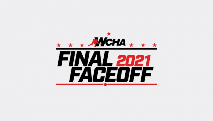 picture of 2021 WCHA Final Faceoff