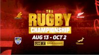 2021 The Rugby Championship