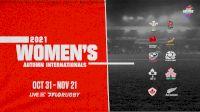 2021 Women's Autumn Internationals