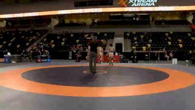 74 kg Cons 32 #2 - Alejandro Torres, Unattached vs Zeth Dean, Unattached