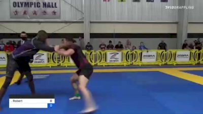 Robert Jason Walker vs Keith William Rutter 2021 Pan IBJJF Jiu-Jitsu No-Gi Championship