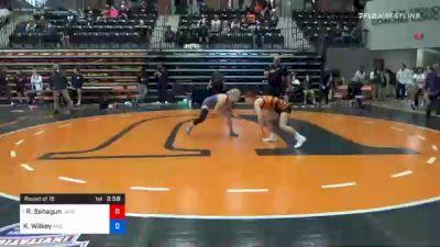 109 lbs Prelims - Rayana Sahagun, Jamestown vs Korigan Wilkey, Indiana Tech