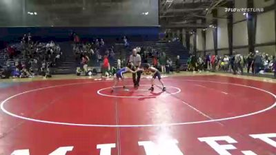 70 lbs Final - Thomas Henson, Grizzly Wrestling Club vs Callen Nessl, Level Up