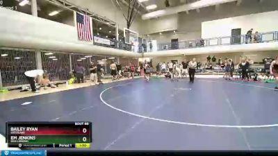 120 lbs Round 2 - Cassidy Cooper, Pleasant Grove vs Ashley Cannon, Westlake
