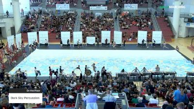 Dark Sky Percussion at 2019 WGI Percussion|Winds West Power Regional Coussoulis