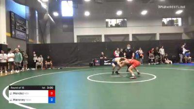 61 kg Prelims - Jesse Mendez, Region Wrestling Academy vs Jaxon Maroney, Pennsylvania RTC