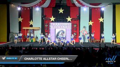 Charlotte Allstar Cheerleading - Onyx [2019 Senior - Small 4.2 Day 2] 2019 All Star Challenge: Battle Under the Big Top