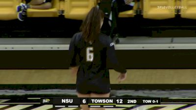 Replay: Norfolk State vs Towson - 2021 Tiger Invitational | Sep 11 @ 4 PM