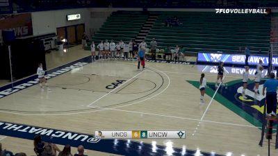 Replay: UNC Greensboro vs UNCW | Sep 18 @ 5 PM