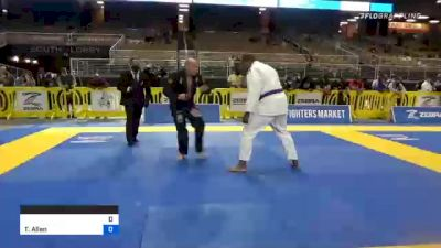 Philip Arthur Wills vs Theodore Allen Linn 2020 World Master IBJJF Jiu-Jitsu Championship