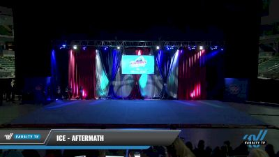ICE - Aftermath [2021 Senior Coed - Hip Hop Day 2] 2021 The American Gateway DI & DII